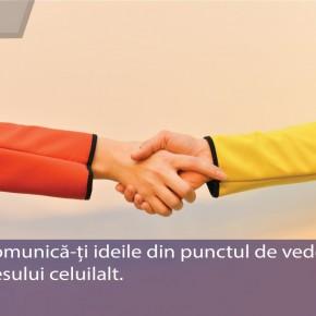 Comunică-ți ideile din punctul de vedere al interesului celuilalt