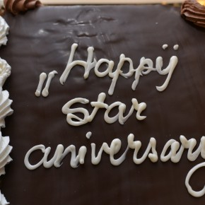 Happy Star Anniversary