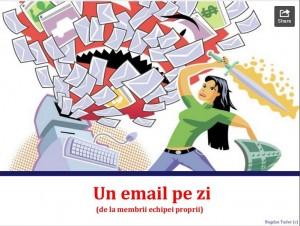 e-mail pe zi