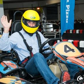 Cupa Antreprenorilor la Karting: primele 3 zile de networking și adrenalină
