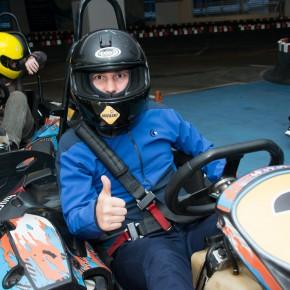 Distracție în echipă, la Campionatul de Karting Star Team, ediția a 3-a