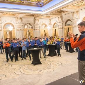 Performanța echipei, sărbătorită printr-un nou eveniment Star Team