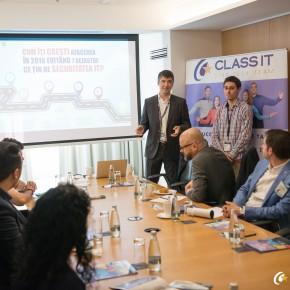 Soluții practice de securitate IT, într-un nou eveniment din seria Breakfast Meetings