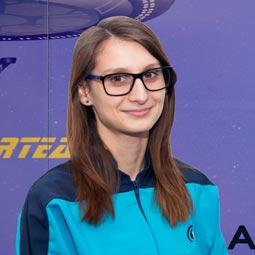 """Star Interview #41 - Denisa """"Fiecare conexiune remote este o nouă lecție pe care o învăț. Zilnic apar situații cu soluții diferite."""""""
