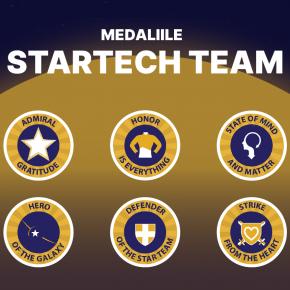 Medaliile StarTech Team